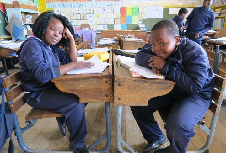 Teaching in schools in Cape Town