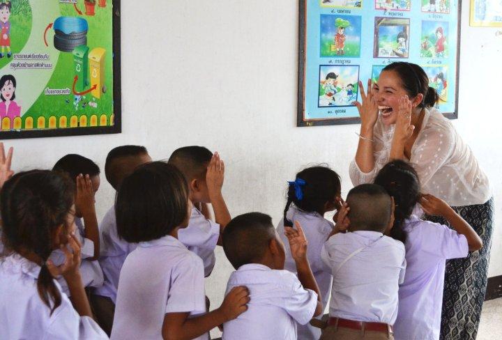 thailand paid teaching | real gap experience