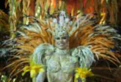 Experience the world famous Rio Carnival