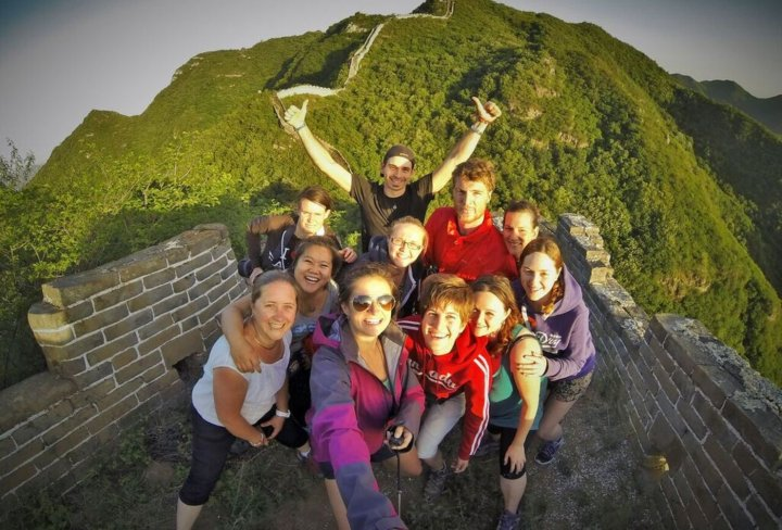 Great Wall of China group tours