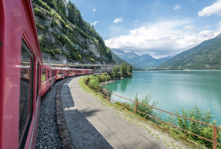 Explore Europe by train