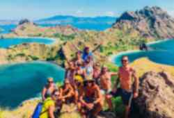 Bali Beaches & Komodo Islands