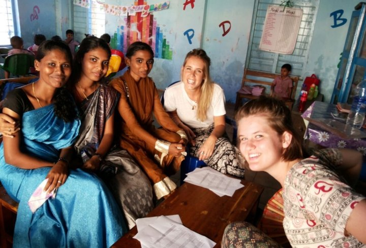 Womens education and empowerment opportunities