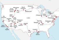 Best of the USA Map