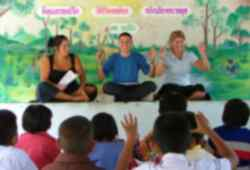 Thailand Teaching Volunteers
